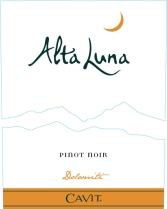 Alta Luna Pinot Noir