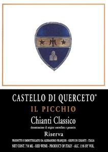 Copia di Chianti Classico Riserva Cru Il Picchio Label