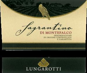 Sagrantino di montefalco-Lungarotti