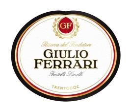 Etichetta Giulio Ferrari nuova grafica