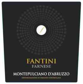 Fantini Montepulciano Conica
