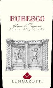 Lungarotti_Rubesco_etichetta