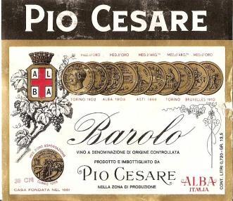 Pio Cesare-Barolo