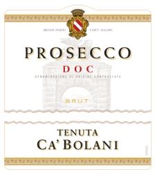 Prosecco DOC Tenuta Ca' Bolani