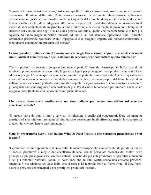Intervista La Nazione 3