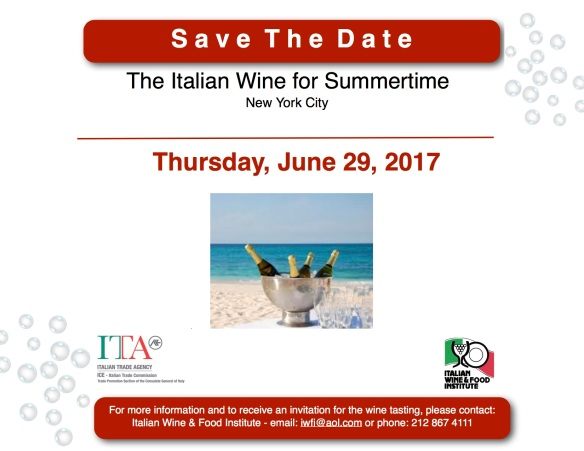 Save the date 06-29-17